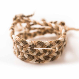 True Cotton Bracelets