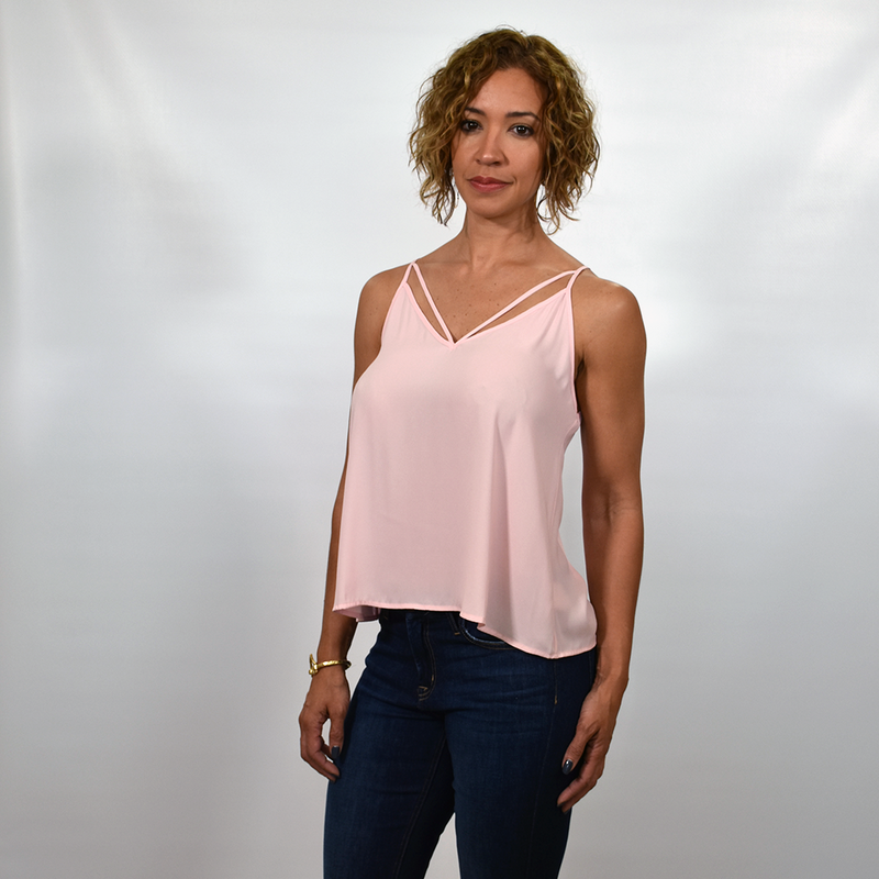 Classic spaghetti straps top - Fit fashion boutique