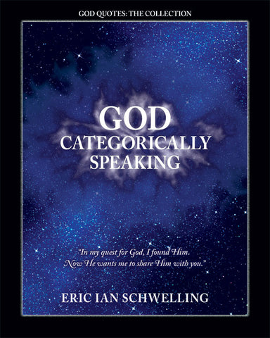 God Categorically Speaking (Soft Cover)