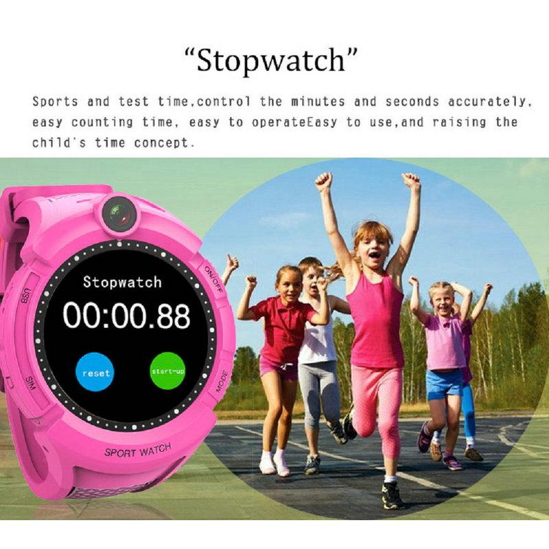 360 2G RC GPS Smartwatch with Camera