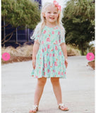 Wildflowers Twirl Dress