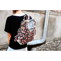Josie Floral Backpack