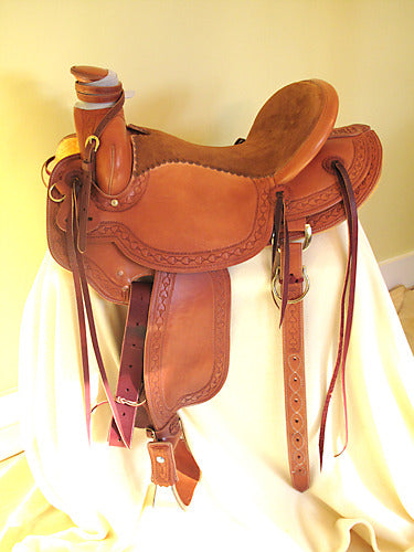 McCall Saddles Lady Pendleton/Pendleton Lite