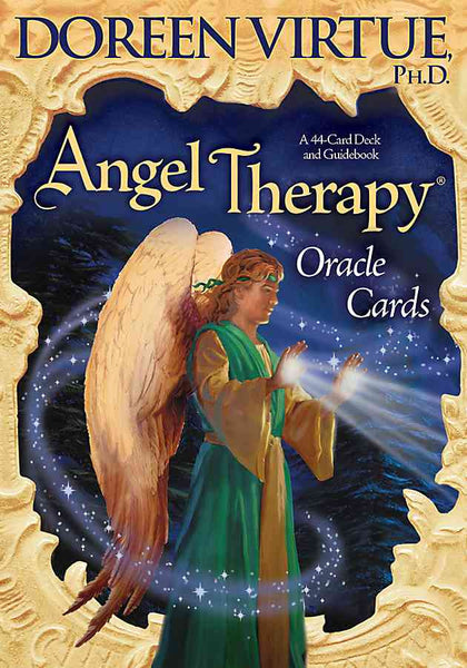 Doreen Virtue Angel Therapy Oracle Cards