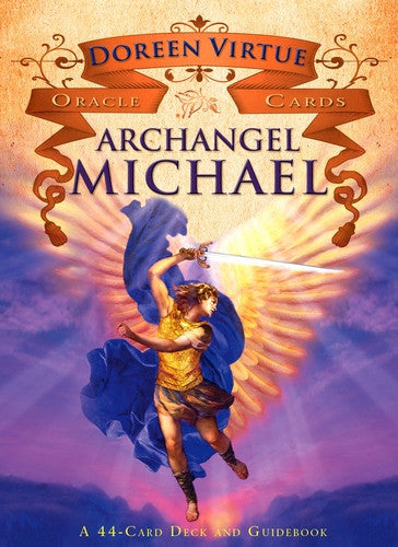 Doreen Virtue Archangel Michael Oracle Cards