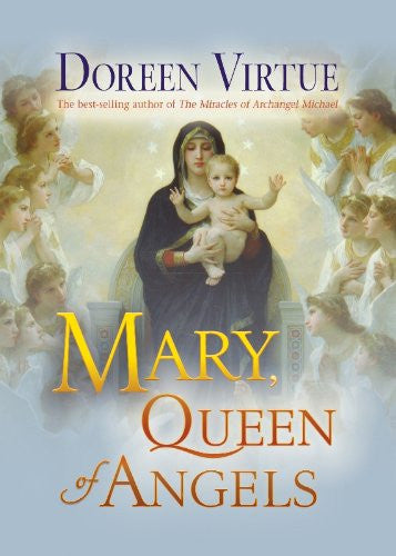 Doreen Virtue - Mary, Queen of Angels Book