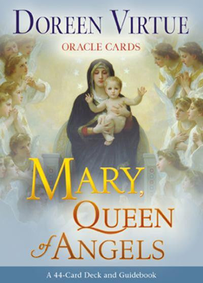 Doreen Virtue - Mary, Queen of Angels Oracle Cards