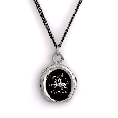 Pyrrha Spirit Talisman Necklace