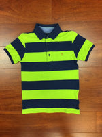 Bambo Stripes Polo Top