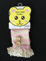 Children's Knee High Socks (2-4)