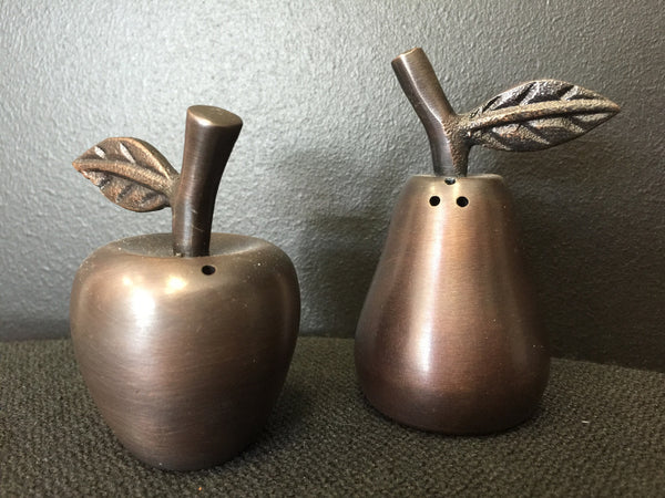 Fruit Salt & Pepper Shaker Set