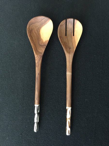 Zebra Spoon Set