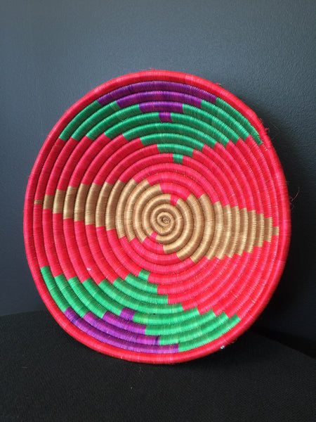 Rwanda Basket- Abstract