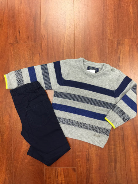Sweater and Pant Set