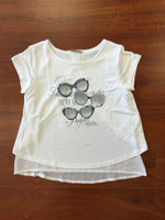 Girls Short Sleeve Top