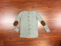 Elbow Patch Sweater