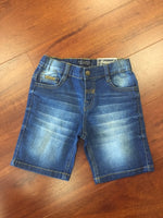 Waist Denim Short
