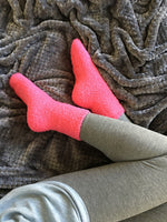 Fuzzy Snuggle Socks 4-pack