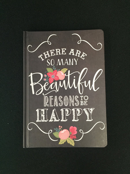 There Are So Many Beautiful Reasons Notebook