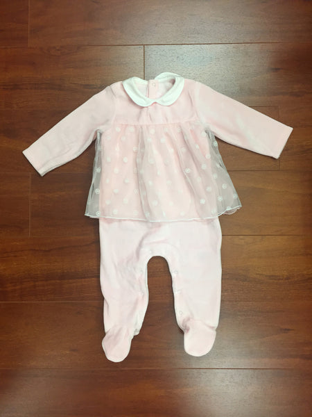 Rose Onesie Set