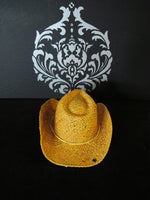 Cowgirl flower Hat