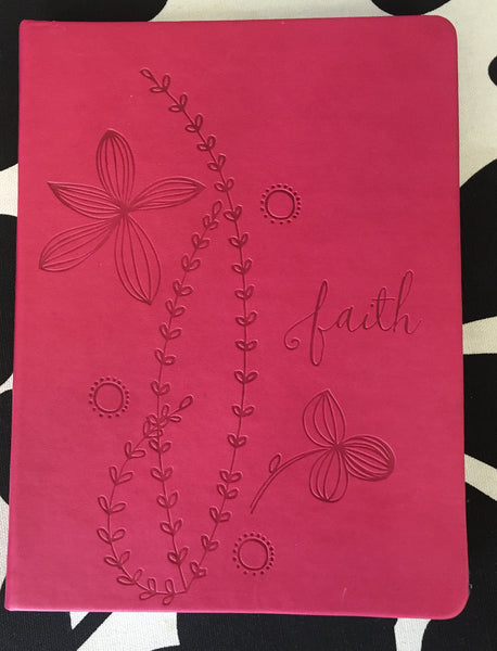 Faith Floral Journal