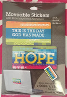 Hope Movable Sticker