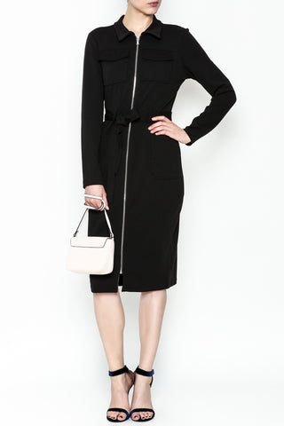 Cremallera Zipped Dress