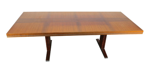 edgebrookhouse - 1960s Vintage EMU German Rosewood Adjustable Table