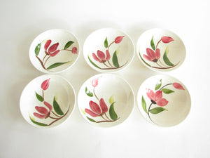 edgebrookhouse - 1950s Stetson Tulip Time and Unknown Small Bowls - Set of 6