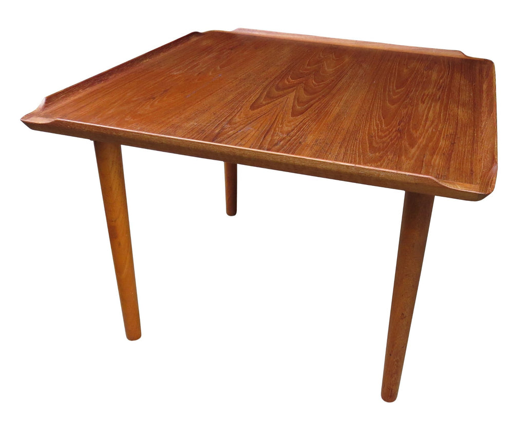 Picture of: Vintage Mid Century Poul Jensen For Selig Danish Teak Coffee Table Edgebrookhouse