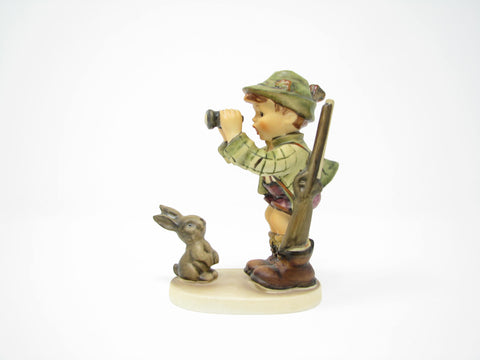 Vintage Goebel Hummel West Germany Figurine - Good Hunting 307 TMK 5