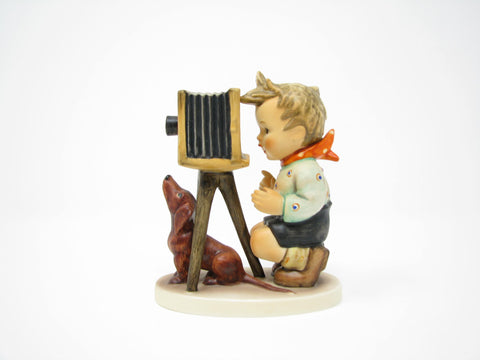 Vintage Goebel Hummel West Germany Figurine - Photographer 178 TMK 5