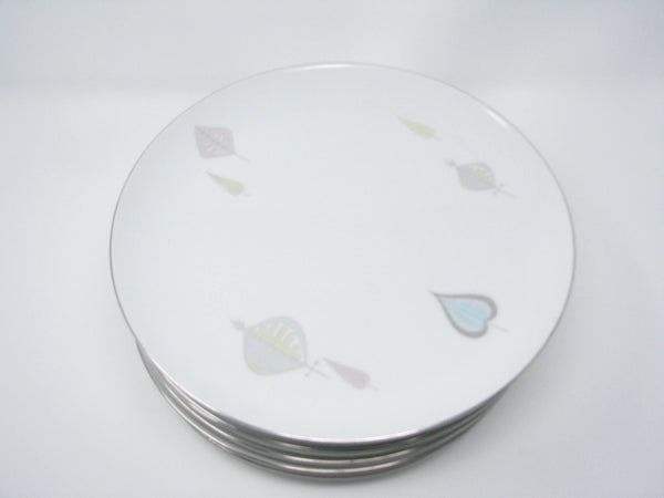 edgebrookhouse - Vintage Yamaka Bon Soir Dinner Plates - Set of 12