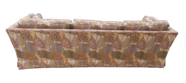 edgebrookhouse - Vintage Ethan Allen Sofa With Jack Lenor Larsen Style Fabric