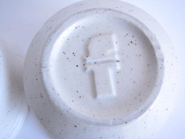 edgebrookhouse - 1960s Fabrik Pottery Spokane Ramekins Designed by Jim McBride - Set of 3