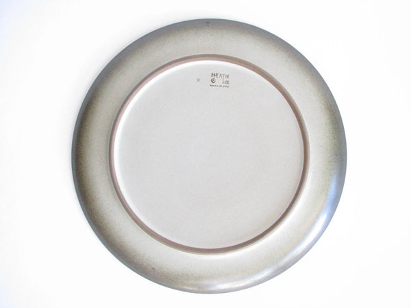 edgebrookhouse - Vintage Heath Ceramics Sea and Sand Coupe Dinner Plates - Set of 10