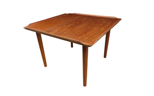 edgebrookhouse - Vintage Mid-Century Poul Jensen for Selig Danish Teak Coffee Table