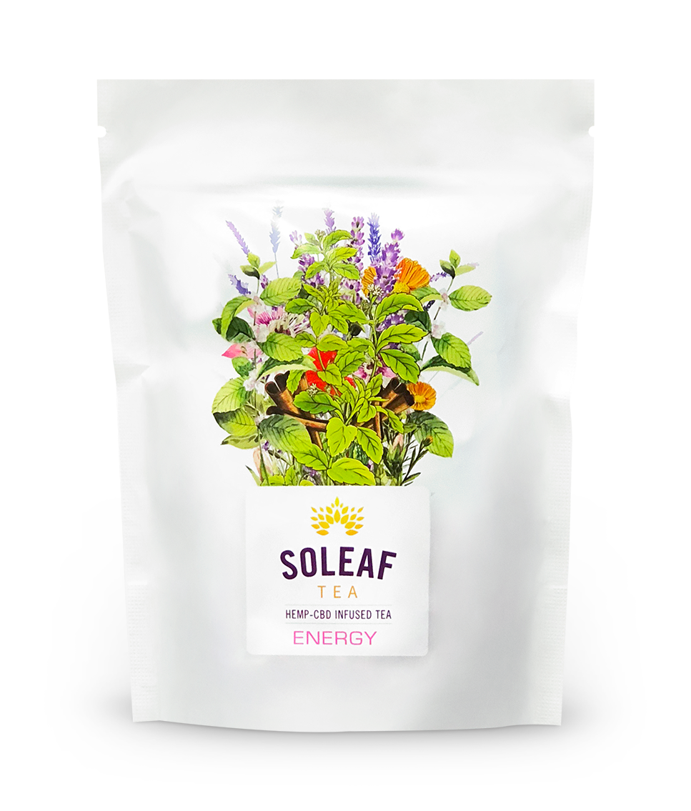 Soleaf Energy Tea