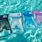 AquaVault 100% Waterproof Floating Phone Case and Money Pouch