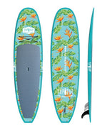 LIMITED EDITION Birds of Paradise 10'6 Fiberglass Epoxy SUP