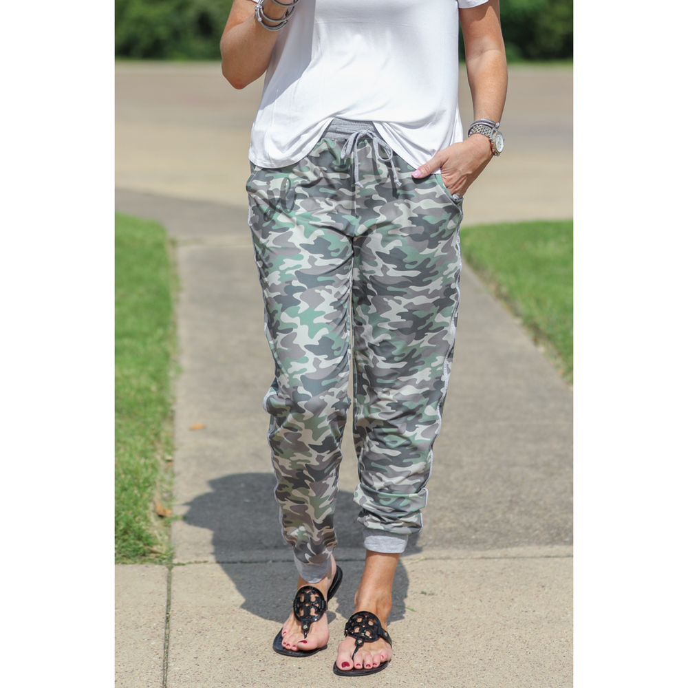 Women's Camo Everyday Jogger Pant