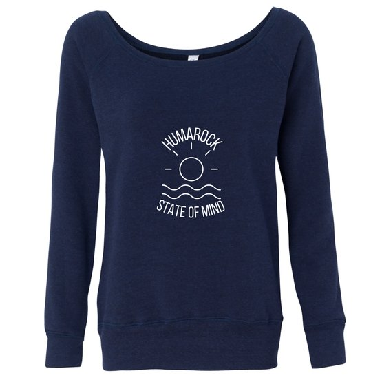 Humarock State of Mind Women's Sweatshirt