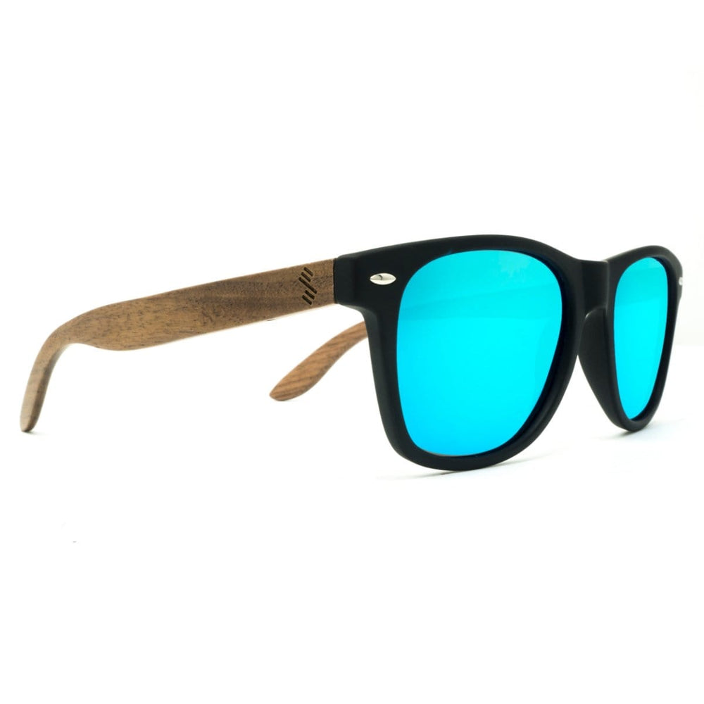 Slyk Shades Classic Wood Sunglasses