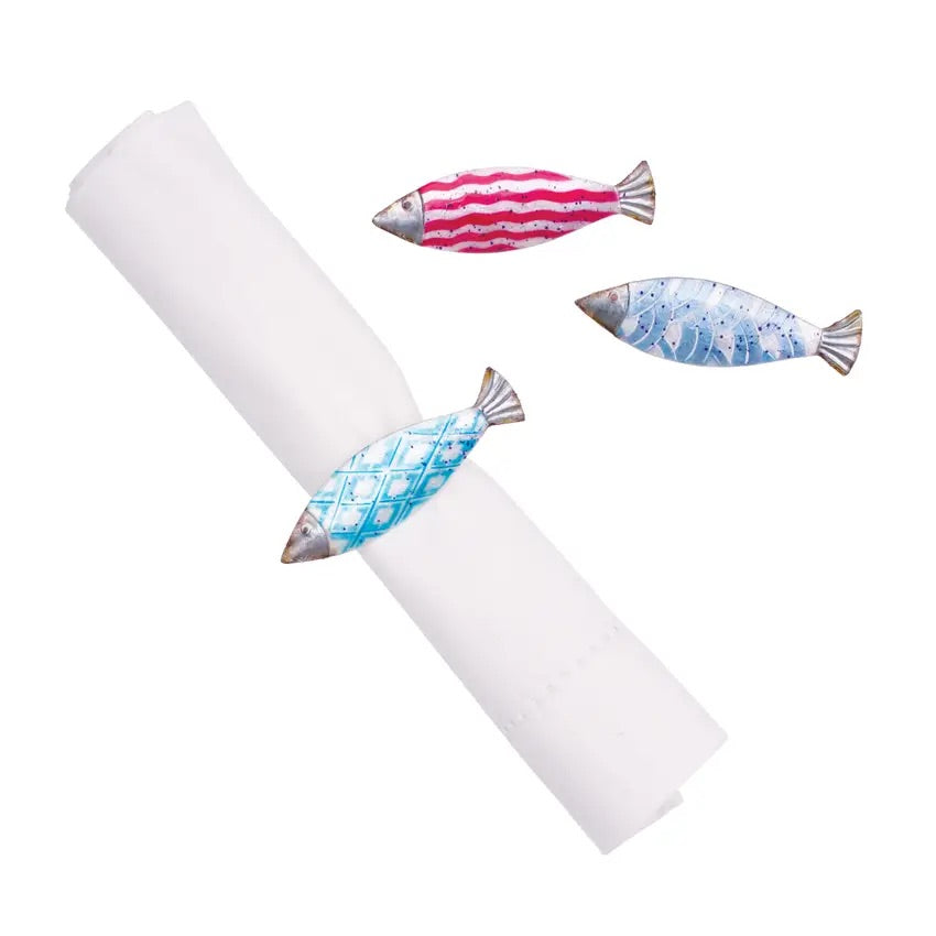 Harpswell Fish Napkin Ring