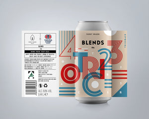 Blends IPA | 4 Pack