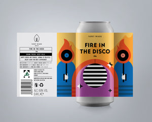 Fire In The Disco IPA | 4 Pack