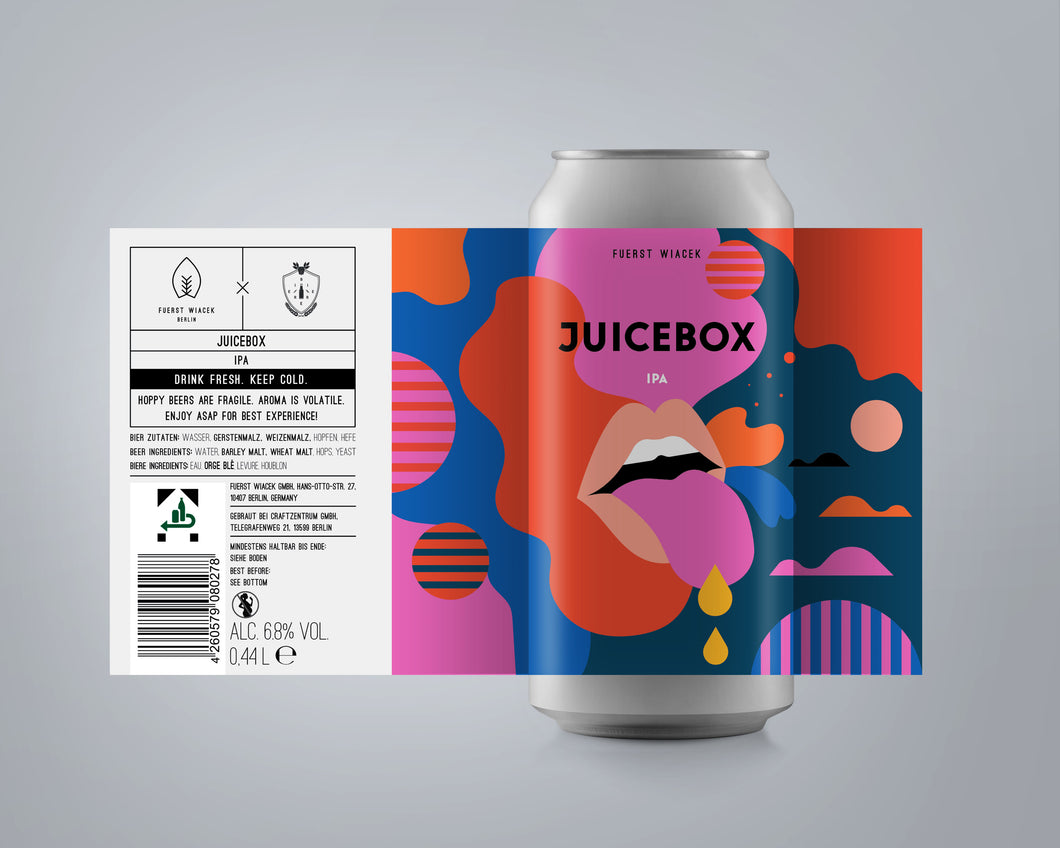 Juicebox IPA | 4 Pack