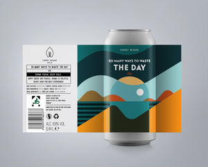 So Many Ways To Waste The Day IPA | 4 Pack