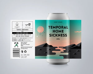 Temporal Homesickness DIPA | 4 Pack